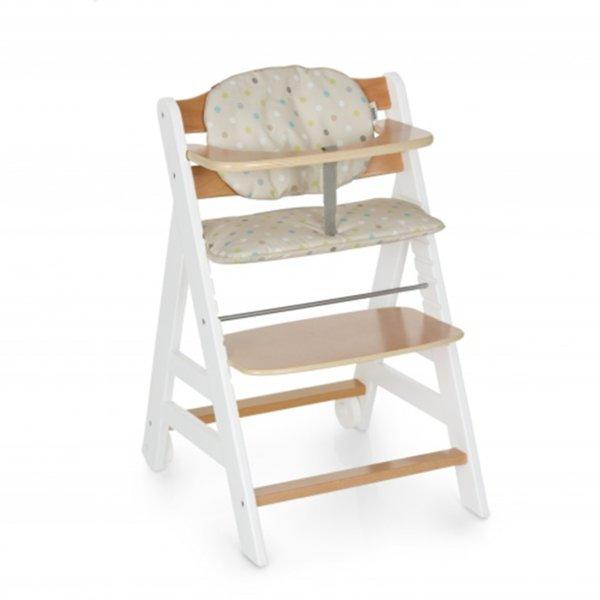 Дървен стол за хранене Beta +